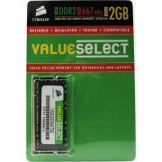 VS2GSDS667D2 - 2GB SO DDR2 667 Corsair