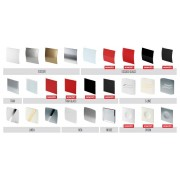 Awenta Wentylator łazienkowy domowy fi100 cichy energooszczędny kolory KWS100 domowy ścienny sufitowy fi 100