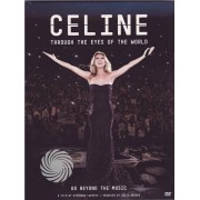 Video Delta Celine Dion - Through the eyes of the world - DVD