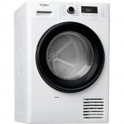 Uscator de rufe Whirlpool FT M11 82B EE, Condensare cu pompa de caldura, 8 kg, 15 programe, FreshCare+, Clasa A++, Alb