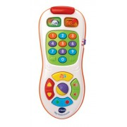 Vtech Tiny Touch Remote, Multi Color