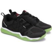 REEBOK ZPRINT TRAIN Training & Gym Shoes For Men(Black, Green)