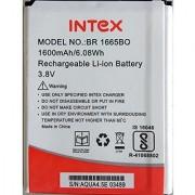 Virateck Original Battery For INTEX Aqua 4.5E BR 1665 BO 1600 mAh