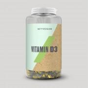 Myprotein Vitamina D3 Vegan - 60capsules