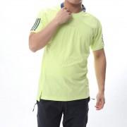 【SALE 50%OFF】アディダス adidas メンズ テニス 半袖 Tシャツ MEN BASE 3STRIPE CF7976