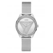 Guess Analoog Horloge Staal - Zilver - Size: T/U