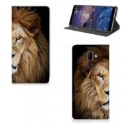 B2Ctelecom Nokia 7 Plus Hoesje maken Leeuw