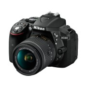 NIKON Reflexcamera D5300 + 18-55mm VR (VBA370K007)