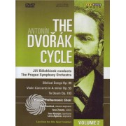 Video Delta The Antonín Dvorák cycle - DVD