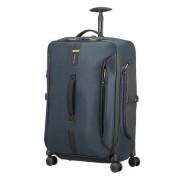 Samsonite Paradiver Light 67cm 4-Wheel Spinner Duffle Bag - Jeans Blue