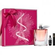 Lancôme La Vie Est Belle coffret XV. Eau de Parfum 100 ml + máscara 2 ml + sérum iluminador 7 ml
