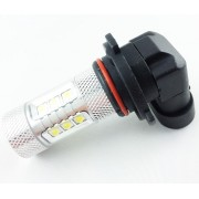 Ampoule HPC 80W LED HB4 9006 - Antibrouillard Blanche