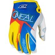 Oneal O´Neal Jump Race Luvas de 2014 Azul Amarelo XL