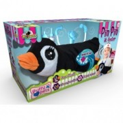 Pinguinul Pin Pin la Doctor Puffy Pets