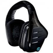 Геймърски слушалки Logitech G933 Artemis Spectrum Wireless 7.1 Surround Gaming Headset - 981-000599, Refurbished