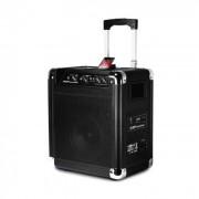 Ion Audio Blockrocker Equipo PA portátil con base dock iPod (Alesis-iPA06-blk)