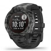 Garmin 010-02293-05 Instinct Smartwatch Solar Graphite Camo 45 mm
