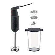 Bodum BISTROSET Electric blender stick with accessories Noir