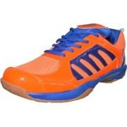 Port Men's Dox Orange Pu Runningn Sports Shoes