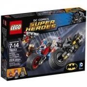 Конструктор Лего Супер Хироус - Преследване с мотори в Готъм Сити - LEGO DC Comics Super Heroes, 76053