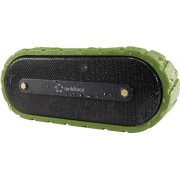 "Boxă Bluetooth 4.0 Renkforce ""AdventureBox1"", handsfree, AUX, negru-verde"