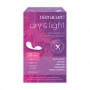 Natracare Inkontinensskydd dry+light Slim 20 st EKO