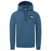 The North Face Blackbox Logo Hoodie Mallard Blue