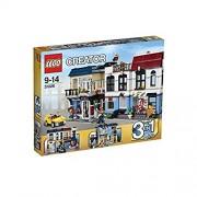 Lego Bike Shop And Cafe, Multi Color