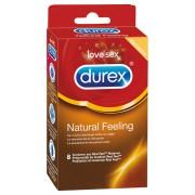 """Profilattici Durex """"Real Feel"""" - 6 Pezzi"""