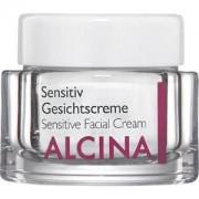 Alcina Cosmética Piel sensible Crema facial para pieles sensibles 50 ml