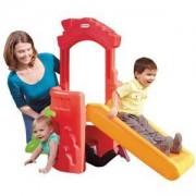 Детска пластмасова пързалка-къщичка - Little Tikes, 320156