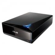 BluRay extern Asus BW-12D1S-U/BLACK, USB 3.0, Retail, Black