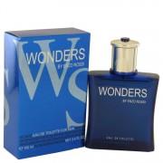 Enzo Rossi Wonders Blue Eau De Toilette Spray 3.4 oz / 100.55 mL Men's Fragrances 538978