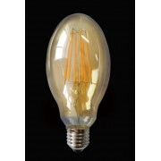 LED žarulja BT75 E27 6W 2000 2200K 220 240V LONG FILAMENT