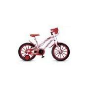 Bicicleta Infantil Aro 16 Moranguinho MTB