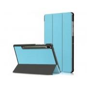 Etui Alogy Book Cover do Galaxy Tab S6 10.5 T860/T865 niebieskie + Szkło