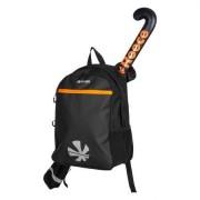 Reece Derby Backpack - Black/Orange