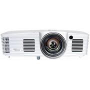 Videoproiector Optoma W316ST, 3600 lumeni, 1280 x 800, Contrast 20000:1, HDMI