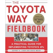 The Toyota Way Fieldbook: A Practical Guide for Implementing Toyota's 4Ps, Paperback