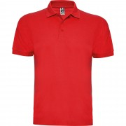 Tricou polo copii Roly Pegaso red