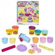 Set Play-Doh - Briosele Lui Pinkie Pie - Hbb9324