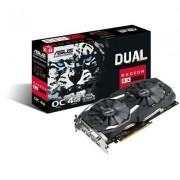 ASUS ROG Radeon RX 580 Dual OC (4GB GDDR5/PCI Express 3.0/1360MHz-11380MHz/