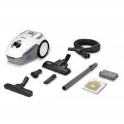 Aspirator cu sac Karcher VC2 Premium 700 W 2.8 l Filtru Hepa13 76 dB Alb