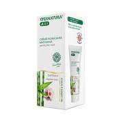VIVANATURA Crema hidratanta matifianta pentru ten mixt cu bambus si migdale dulci, 75ml