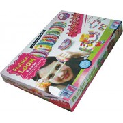 99shoppy Fashion Loom Bands to Make Colorfull Rubber Band Bracelets, Necklaces, Rings n Ear-Rings .