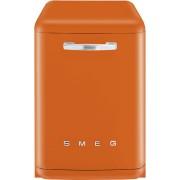 SMEG LVFABOR szabadonálló mosogatógép - narancssárga