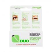 Ardell Duo Brush On Striplash Adhesive lepidlo se štětečkem na nalepovací řasy 5 g pro ženy