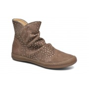 Boots en enkellaarsjes New school pleats golden by Pom d Api