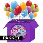 My Little Pony thema decoratie pakket