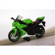 Road rippers - modellino di moto kawasaki con luci e suoni